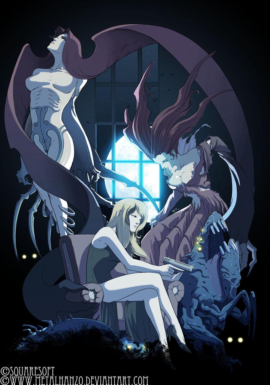 Parasite Eve by HeavyMetalHanzo