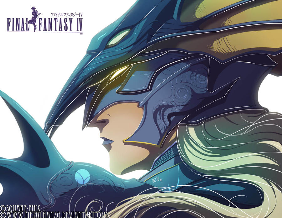 Final fantasy kain wallpaper - photo#22