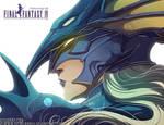 Final Fantasy IV- Kain