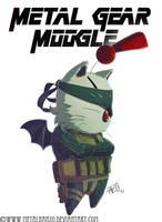 Metal Gear Moogle by HeavyMetalHanzo