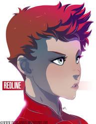 Redline by HeavyMetalHanzo