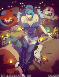 Runes of Magic-Annelia by HeavyMetalHanzo