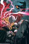 Thor Vs Cyclops