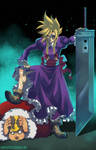 Cloud Strife-The CrossDresser