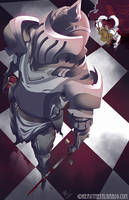 Checkmate by HeavyMetalHanzo
