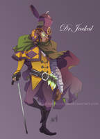 Dr.Jackal by HeavyMetalHanzo