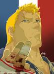 Street Fighter 4-Abel