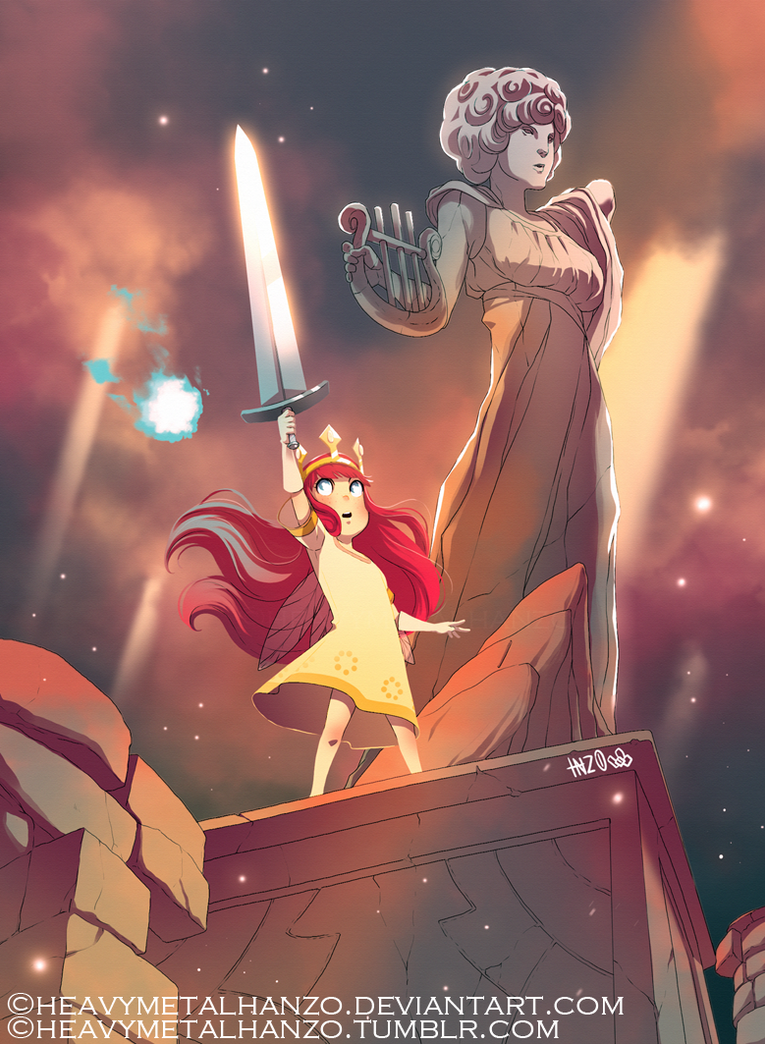 Child of Light by HeavyMetalHanzo