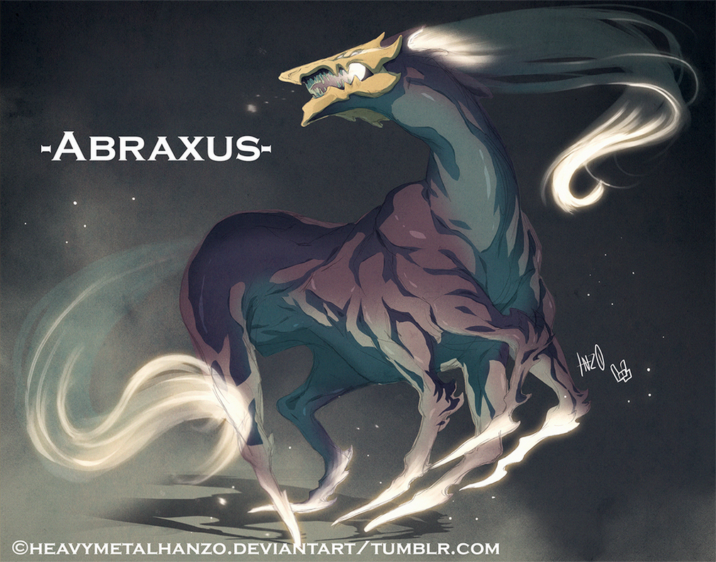 Abraxus by HeavyMetalHanzo