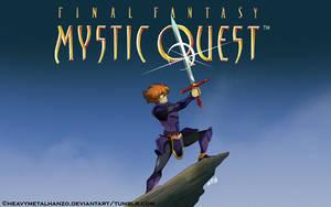 Final Fantasy-Mystic Quest by HeavyMetalHanzo