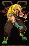Street Fighter V Charlie