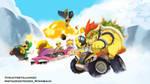 Mario Kart 8-Avalanche Speed