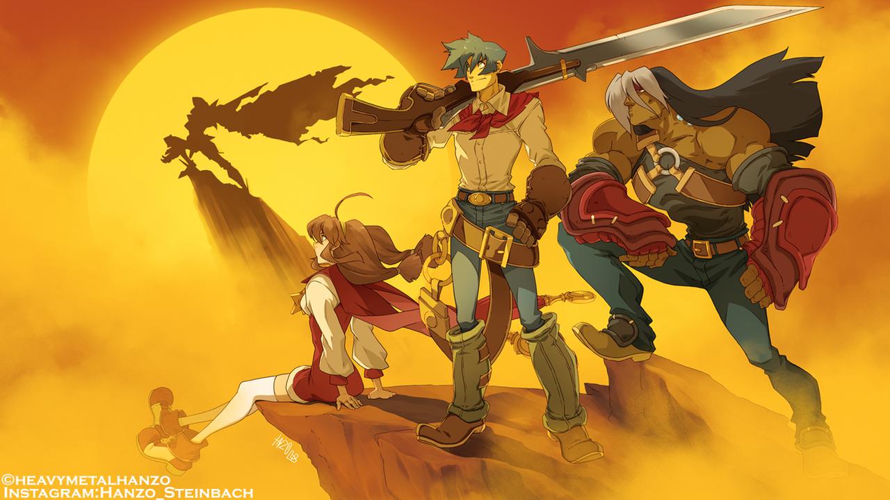 Wild Arms 2 by HeavyMetalHanzo on DeviantArt