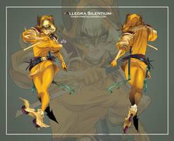 Allegra Silentium by HeavyMetalHanzo