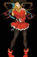 Street Fighter V-Karin