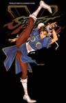 Street Fighter V-Chun-Li