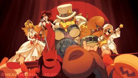 Mario Odyssey by HeavyMetalHanzo