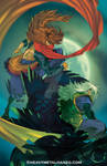 Street Fighter V-Zeku