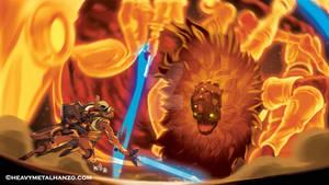 Breath Of the Wild-Confronting Calamity Ganon