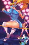 Street Fighter V-R.Mika
