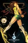 Street Fighter V- Laura