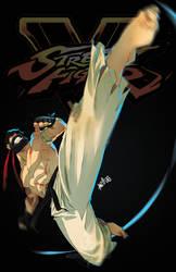 Street Fighter V- Ryu
