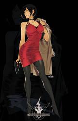 Resident Evil 2 -Ada Wong