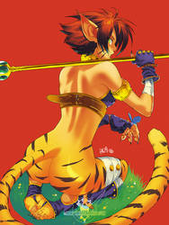 Breath of fire II -Katt