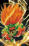 Street Fighter V- Blanka