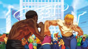 Street Fighter 2 Intro
