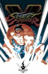 Street FighterV- E.Honda by HeavyMetalHanzo