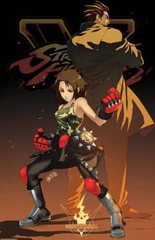 Street FighterV-Akira and Daigo