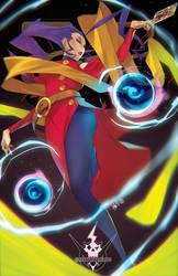 Street FighterV-Rose by HeavyMetalHanzo