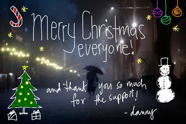 Merry Christmas by dannyst
