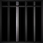 window steel frame