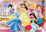 Disney Princesses - Dressing Room