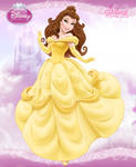 Disney Princesses - Belle Magic Hair