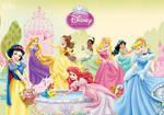 Disney Princesses - Garden of Beauty