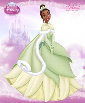Disney Princesses - Winter Tiana