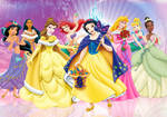 Disney Princesses - Holidays