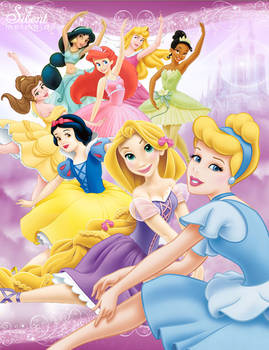 Disney Princesses - Royal Dancers