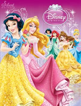 Disney Princesses - The New Design