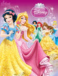 Disney Princesses - The New Design