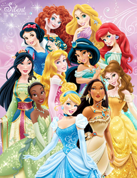 Disney Princesses - The 11 Disney Princesses! by SilentMermaid21