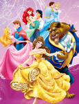 Disney Princesses - Royal Love