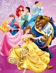 Disney Princesses - Royal Love