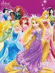 Disney Princesses - Classic Elegance