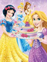 Disney Princesses - Royal Party