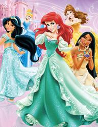 Disney Princesses - Sparkling Dreams