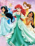Disney Princesses - Sparkling Dreams